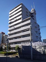兵庫県尼崎市久々知西町2丁目の賃貸マンションの外観