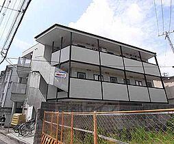 京都府京都市西京区下津林前泓町の賃貸マンションの外観