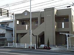 シャンテ加納[2階]の外観