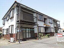 愛川パレスC[1階]の外観