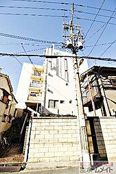 梅ヶ枝マンション1[3階]の外観