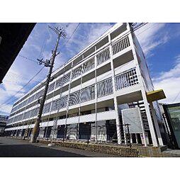 奈良県香芝市別所の賃貸アパートの外観