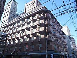 チサンマンション心斎橋[9階]の外観