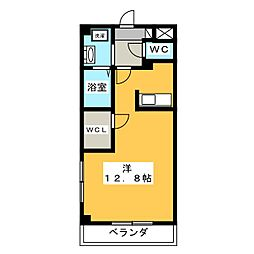 Le Soroku[2階]の間取り