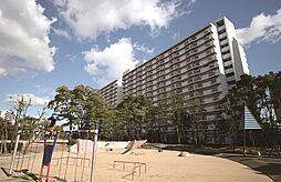 南港しらなみ36棟[1階]の外観