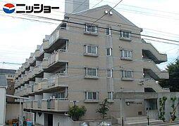 アビタシオン天子田[4階]の外観