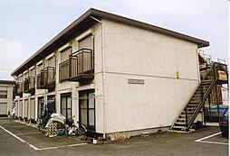 ハイツタカノA[101号室]の外観