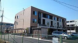 大阪府大東市寺川3丁目の賃貸アパートの外観