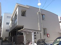 サンク・レール[102号室]の外観