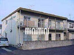 コーポラスエクセル A棟[1階]の外観