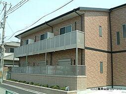 大阪府東大阪市本町の賃貸アパートの外観