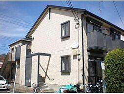 神奈川県藤沢市湘南台7の賃貸アパートの外観