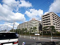 泉佐野スカイハイツ[2階]の外観