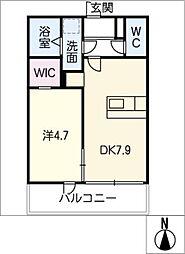 仮)ファミリーステージ八田[3階]の間取り