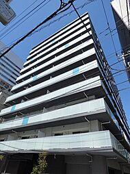東京都墨田区両国3丁目の賃貸マンションの外観