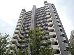 大阪府八尾市東本町3丁目の賃貸マンションの外観