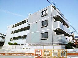愛知県名古屋市瑞穂区河岸町3丁目の賃貸マンションの外観