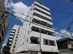 御所西シンワマンション[502号室]の外観