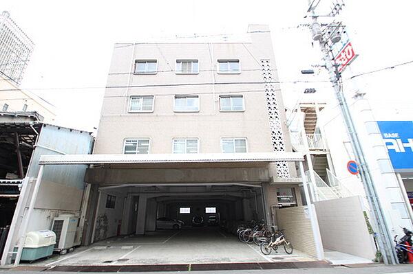 イシダ舟入ビル 3階の賃貸【広島県 / 広島市中区】