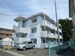 静岡県磐田市富士見町4丁目の賃貸マンションの外観