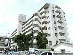 大阪府富田林市若松町西1丁目の賃貸マンションの外観