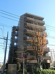 ロイヤルコート府中[3階]の外観