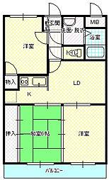 ユーミーSAKAE[3階]の間取り