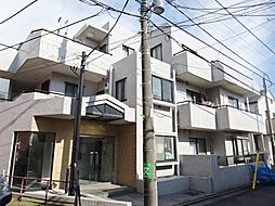 神奈川県横浜市西区元久保町の賃貸マンションの外観