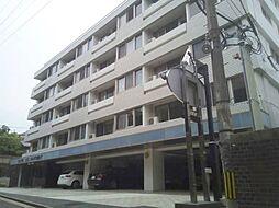 チャペルサイドアパートメント[2階]の外観