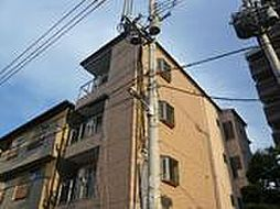 大阪府大阪市鶴見区諸口6丁目の賃貸マンションの外観