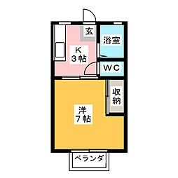 若森車庫前 1.9万円