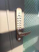 簡易オートロックも完備で安心安全です。