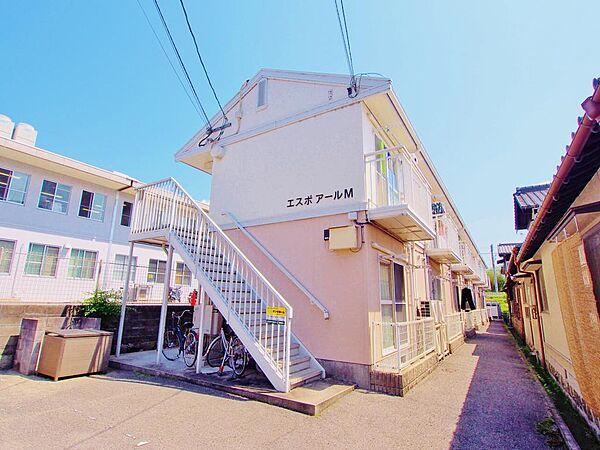 広島県安芸郡海田町大正町の賃貸アパート