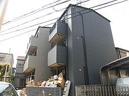 CASAR武蔵新城[103号室]の外観