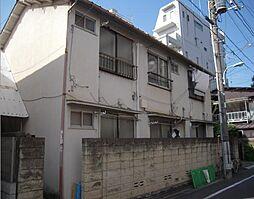 東京都杉並区上荻2丁目の賃貸アパートの外観