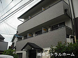 メゾンドTANAKA[2階]の外観