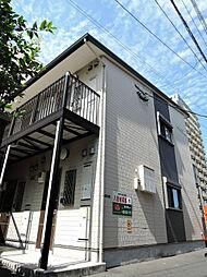 福岡県北九州市小倉北区江南町の賃貸アパートの外観