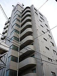 大阪府大阪市港区港晴4丁目の賃貸マンションの外観