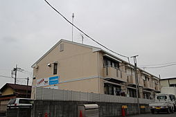 埼玉県幸手市中2丁目の賃貸アパートの外観