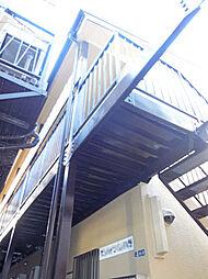 東京都荒川区荒川5丁目の賃貸アパートの外観