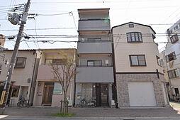 兵庫県神戸市兵庫区上沢通6丁目の賃貸マンションの外観