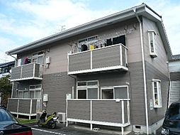 奈良県橿原市木原町の賃貸アパートの外観