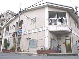 京都府京都市右京区西院北井御料町の賃貸アパートの外観