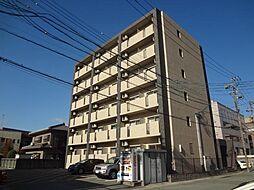 三重県松阪市朝日町の賃貸マンションの外観