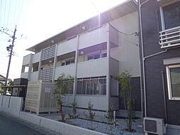 Recente和田A[1階]の外観