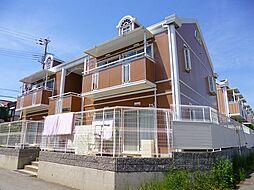 兵庫県西宮市東鳴尾町2丁目の賃貸アパートの外観