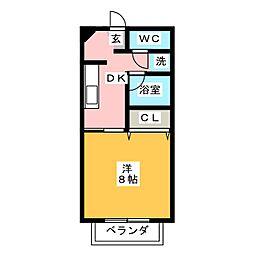 Ein Sakurai[2階]の間取り