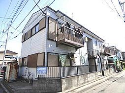サンハイツ太田窪[201号室]の外観