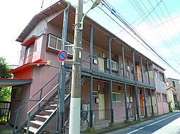 埼玉県川口市芝富士2丁目の賃貸アパートの外観