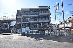 大阪府柏原市大正2丁目の賃貸マンションの外観